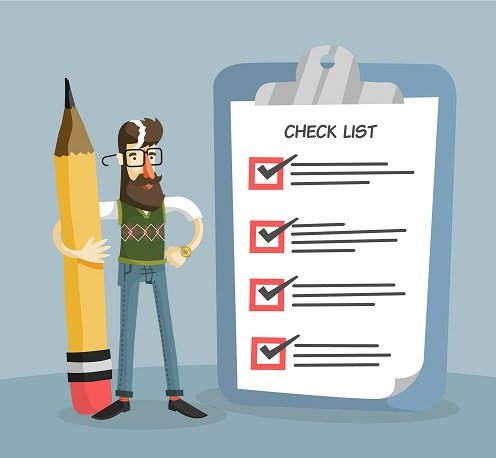 Get your checklist ready for all your woodworking basics, but especially for making sure you get the tools you need.  No more, no less.