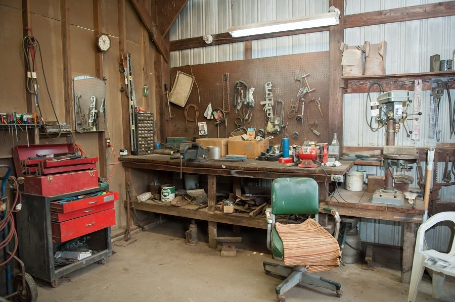 Setting up your workshop properly is one of the most important woodworking basics.
