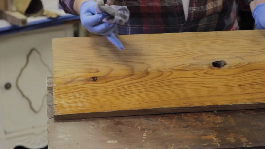 Types of Wood Finish: Mineral Oil