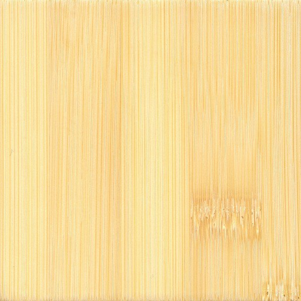 Bamboo has a beautiful, unique grain.  It's also inexpensive and easy to work with.