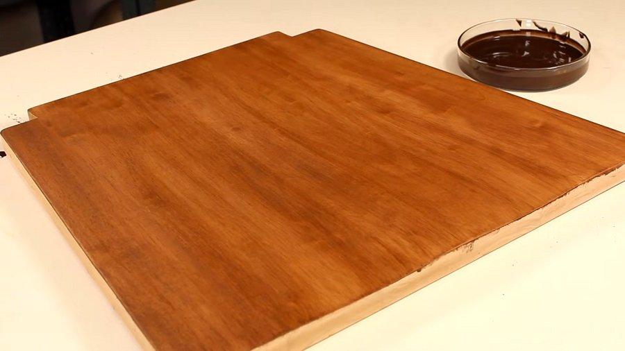 Varnish on Wood