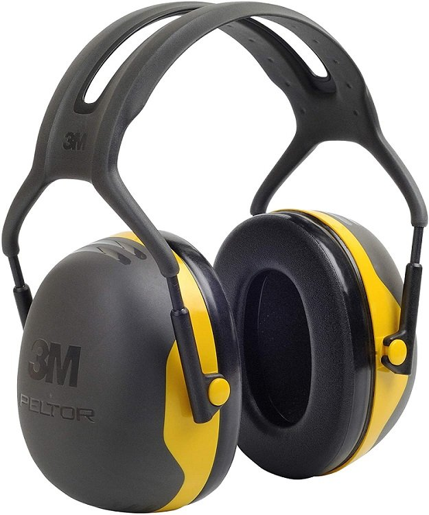 These are ear muffs, they protect you from any overly loud noises in your shop.  Don't damage your hearing while on your woodworking adventures, guys.